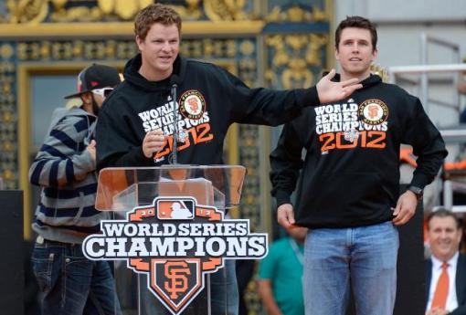 Hate seeing the Giants win? Too bad, they are too talented to be going anywhere anytime soon.
