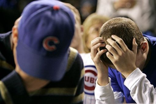 Another year, more misery for the Cubbies.