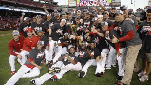 Look for the Reds to celebrate again in 2013